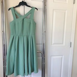 Torrid Mint Green Dress